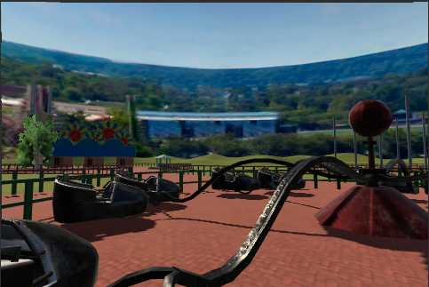 screenshot 1 THEMEPARK VR content image
