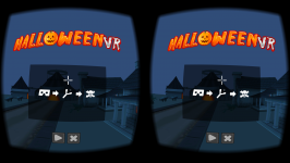HALLOWEEN  VR: Screenshot