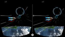 Asteroids: Screenshot