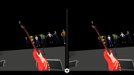 Guitar VR: Screenshot