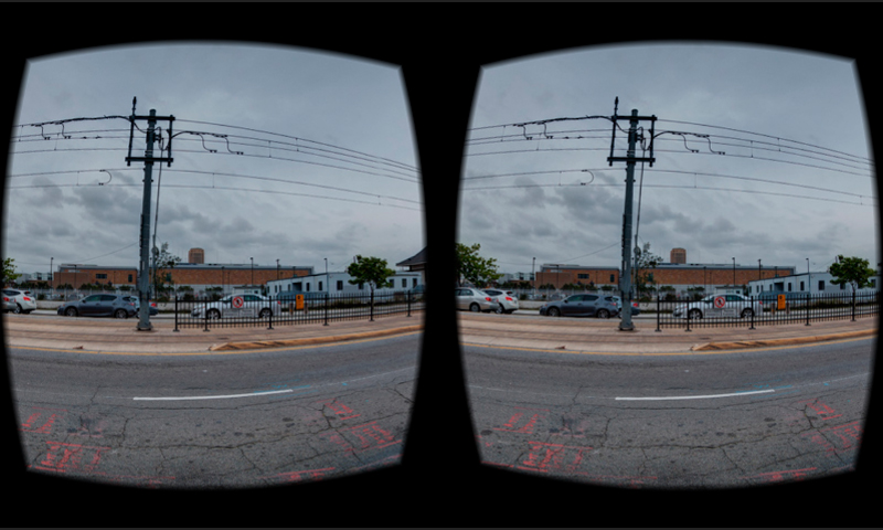 screenshot 1 PANORAMA VR content image